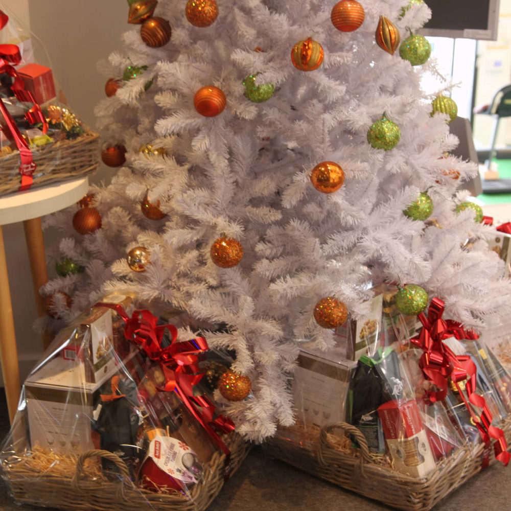 WIN 1 OF 4 $200 Christmas Hampers