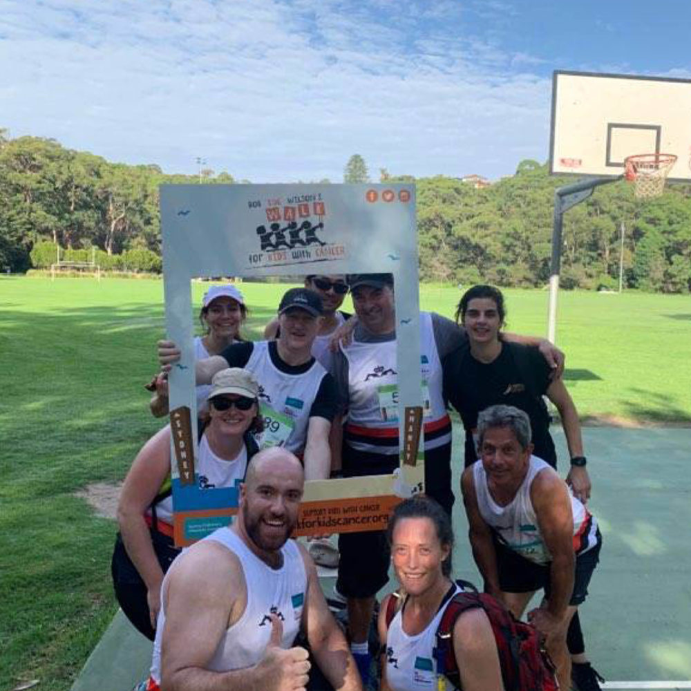 The Bob Tugs Walk for Kids with Cancer 2020