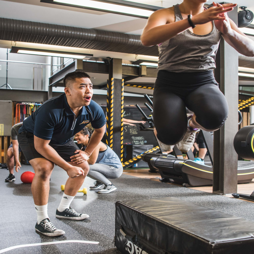 Limited Time: Autumn Personal Training Deal