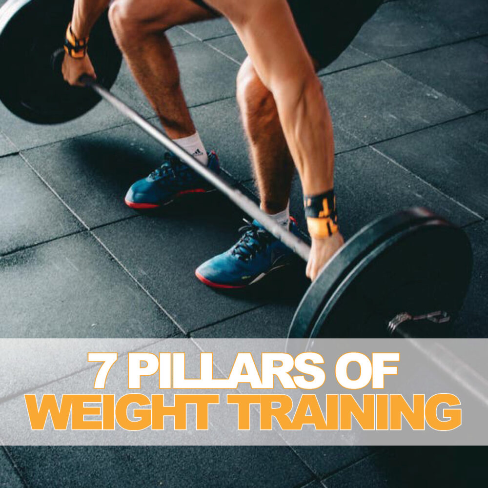 7 Pillars for getting back into weight-training