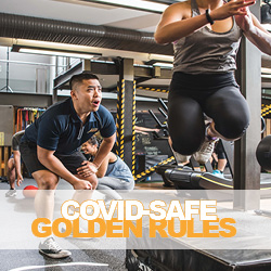 COVID-SAFE RULES