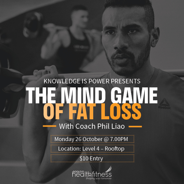 Coach Phil on the Mind Game of Fat Loss