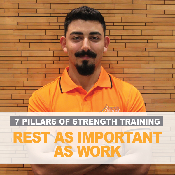 Part four of the 7 Pillars of Strength Training