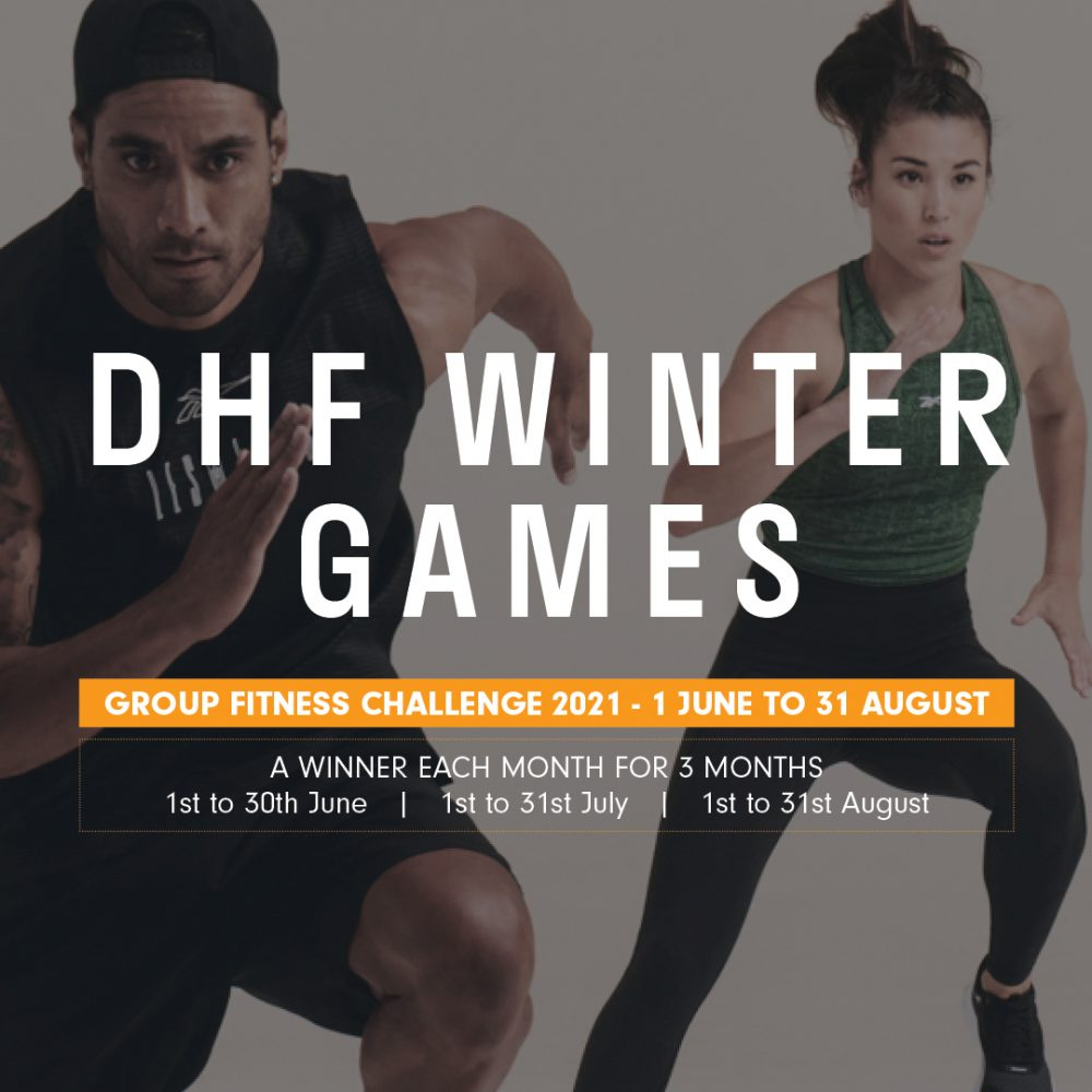 DHF WINTER GAMES